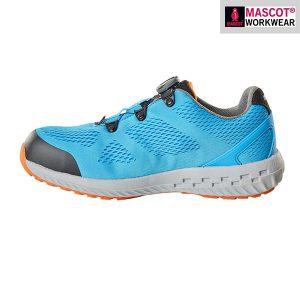 Chaussures de sécurité Boa Mascot - Footwear bleu - Côté
