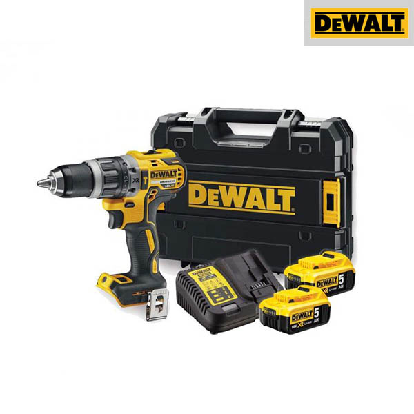 Perceuse visseuse à percussion Dewalt 18V Brushless – DCF887P2-QW