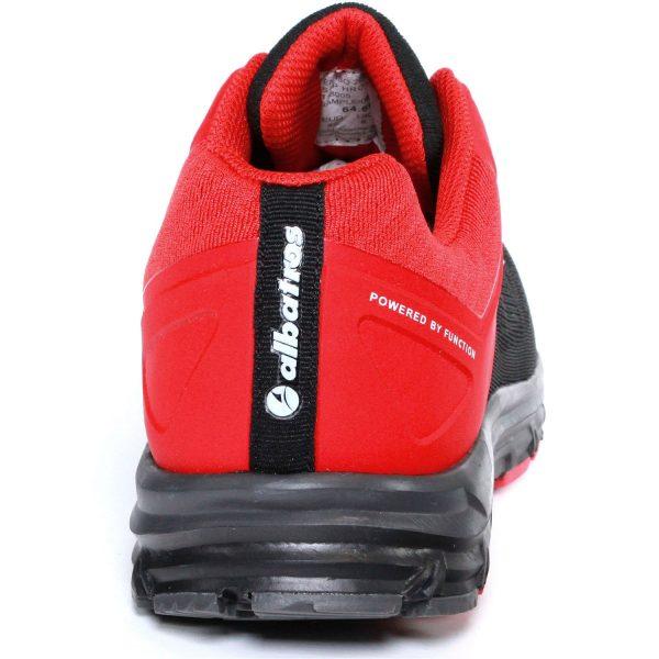 Chaussures de sécurité Albatros - Lift Red Impulse - Vue de dos