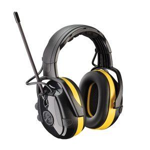 Casque anti-bruit électronique React™ - Jaune