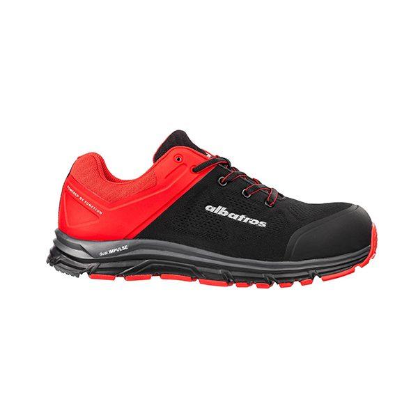 Chaussures de sécurité Albatros - Lift Red Impulse