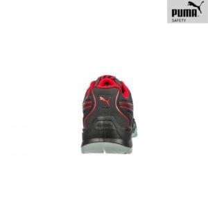 Chaussure de sécurité Puma – FUSE TC RED LOW - Vue de dos