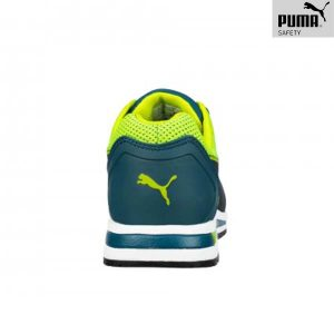 Chaussures de sécurité Puma - ELEVATE KNIT GREEN LOW -Dos