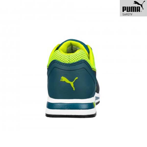 Chaussures de sécurité Puma - ELEVATE KNIT GREEN LOW -Dos