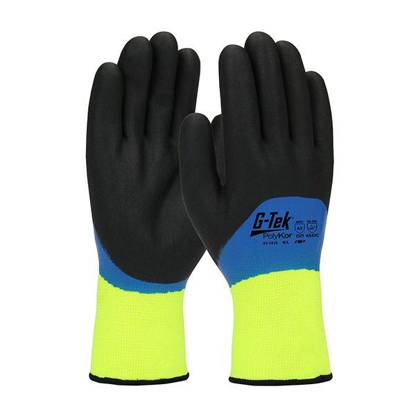 Gants De Protection Tricotés Sans Coutures - PolyKor® - G-Tek®