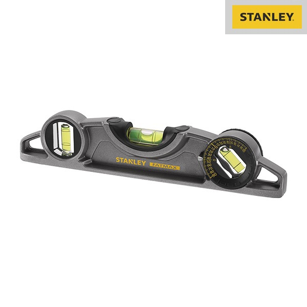 Niveau TORPEDO Aluminium FATMAX® PRO - 25cm - Stanley