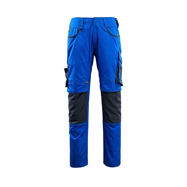 Pantalon de travail Mascot Lemberg - Bleu et Bleu Marine