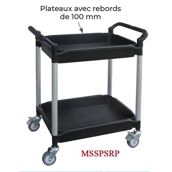 Servante Polyvalente - Capacité De 180 et 250 kg - MSSPSRP