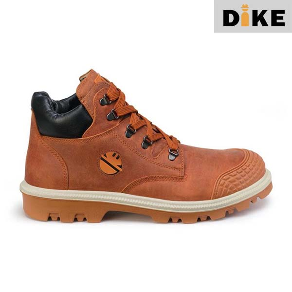 Chaussures de sécurité Dike - Digger - Camel Foncé