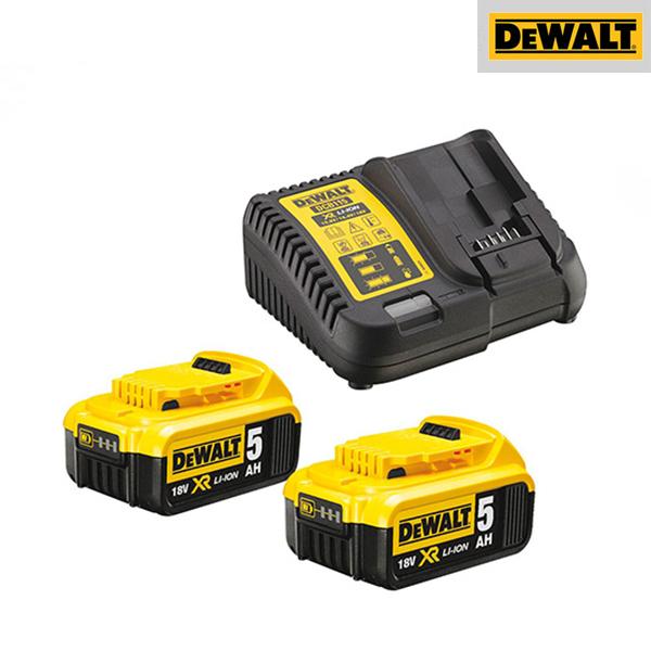 Pack batterie DEWALT Li-ion 18 V - DCB115P2
