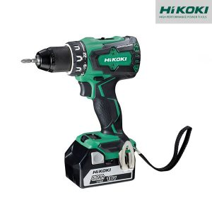 Perceuse à vis 18V Hikoki - 5Ah Li-Ion 70Nm