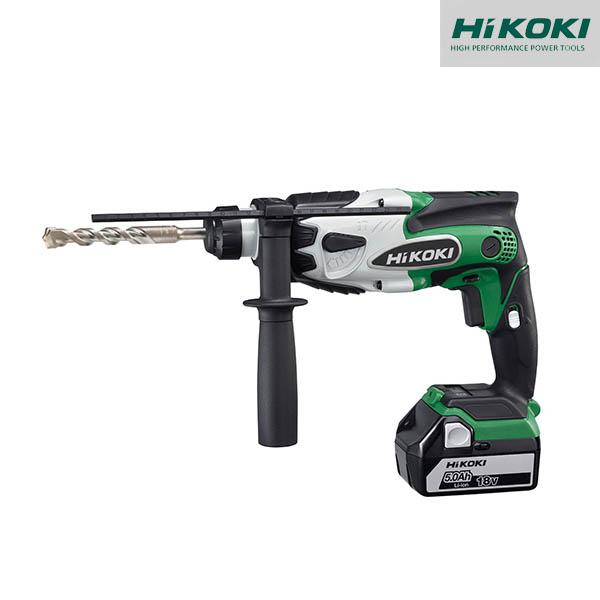 Perforateur 18V Hikoki - 5.0Ah 16mm SDS+ - DH18DSLWPZ