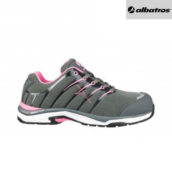 Chaussures de sécurité Albatros - TWIST PINK