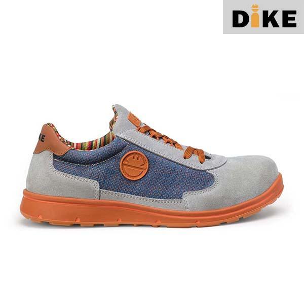 Chaussures de sécurité Dike - CROSS S1P - Couleur Cendré