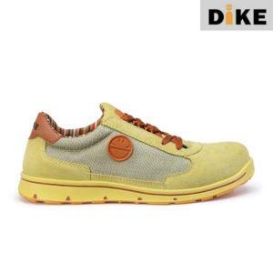 Chaussures de sécurité Dike - CROSS S1P - Couleur Citron