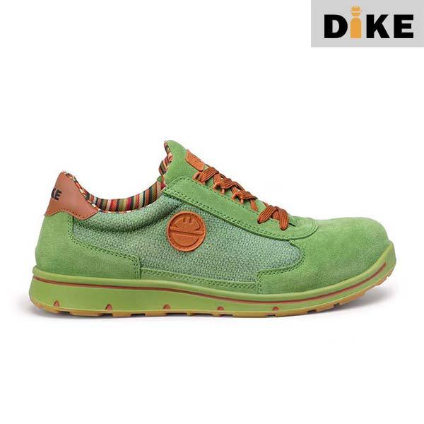 Chaussures de sécurité Dike - CROSS S1P - Couleur Sauge