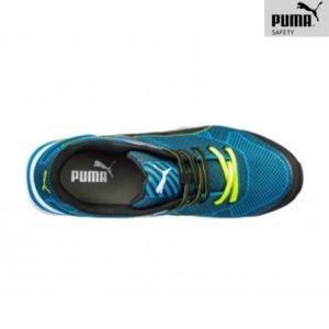 Baskets de sécurité Puma - BLAZE KNIT LOW - Vue de dessus