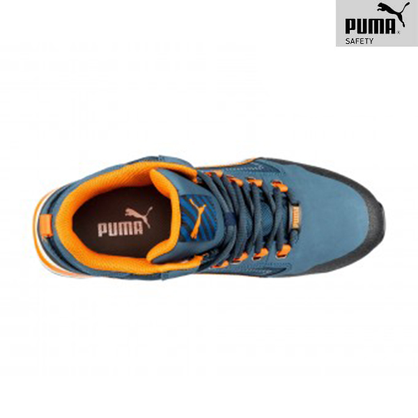 Chaussures de sécurité Puma - CROSSTWIST MID - Vue de dessus