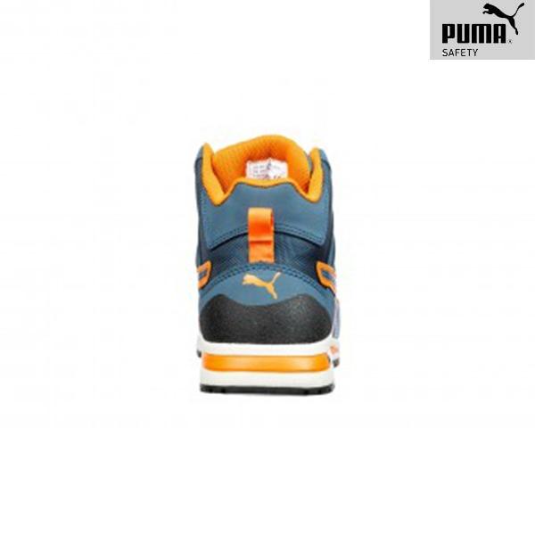 Chaussures de sécurité Puma - CROSSTWIST MID - Vue de dos
