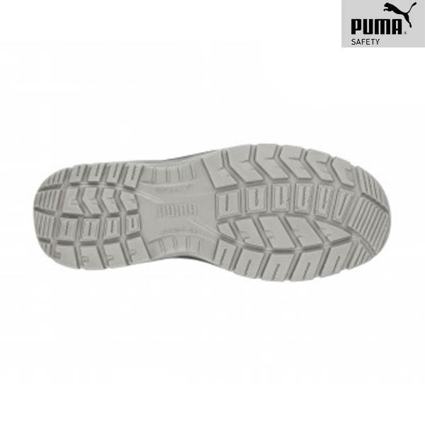 Chaussures de sécurité Puma – OMNI BLUE LOW - Vue de dessous