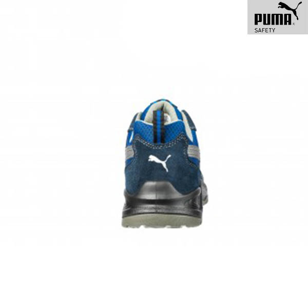 Chaussures de sécurité Puma – OMNI BLUE LOW - Vue de dos