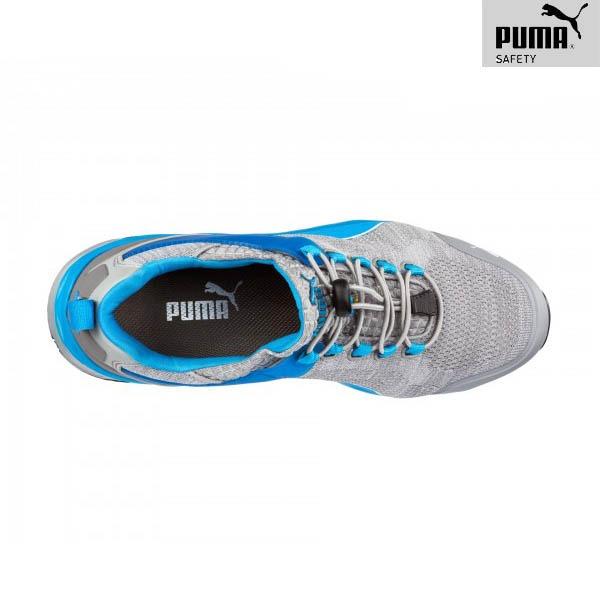 Chaussures de sécurité Puma - XCITE GREY LOW - Vue de dessus
