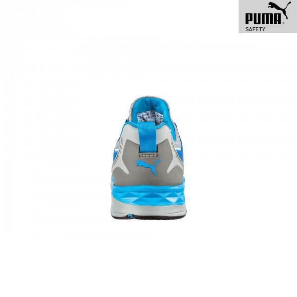 Chaussures de sécurité Puma - XCITE GREY LOW - Vue de doss