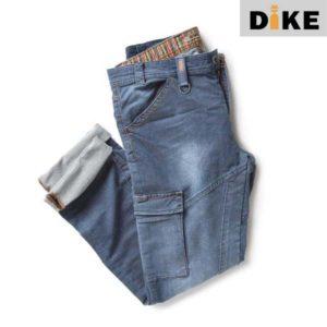 Pantalon de travail Dike - DENIM - Bleu Clair