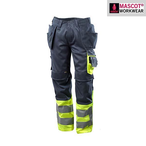 Pantalon De Travail Mascot Haute-Visibilité - SAFE SUPREME