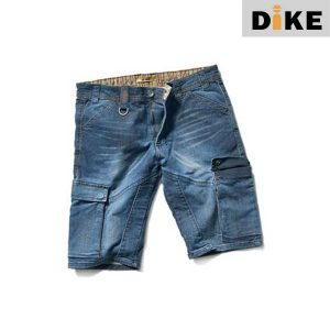 Short PICNIC Denim bleu - Dike