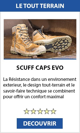 Chaussures de sécurité PUMA SCUFF montantes