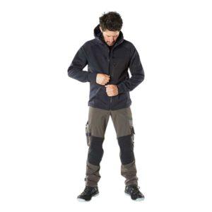 Sweat capuche zippé de face | MASCOT Advanced