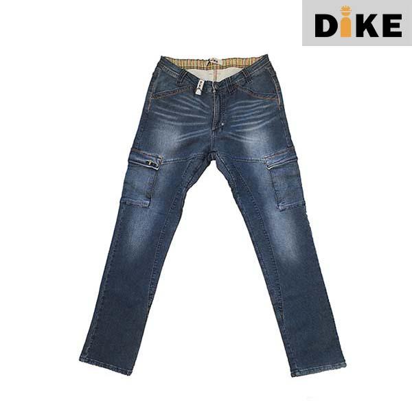 Pantalon de travail Dike - DENIM - Bleu Foncé