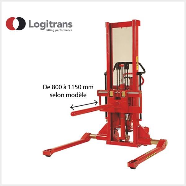 Eperon Logitrans - De 230 à 1000Kg