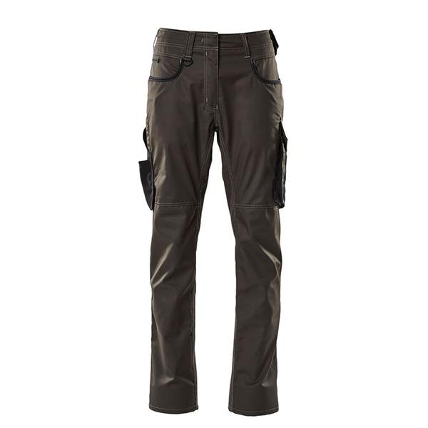 Pantalon Diamond femme Gris foncé et noir | MASCOT Unique