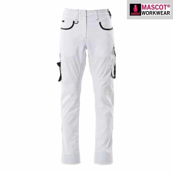 Pantalon Mascot Unique - Diamond Femme - blanc