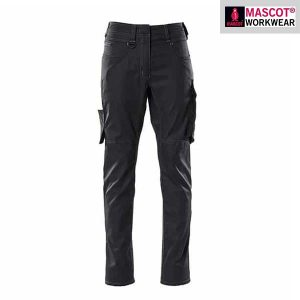 Pantalon Mascot Unique unicolore - Diamond femme - noir
