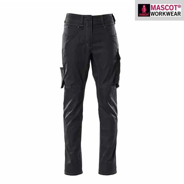 Pantalon Mascot Unique unicolore - Diamond femme - noir