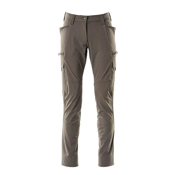 Pantalon Stretch - Pearl - Femme - Gris foncé | MASCOT Accelerate