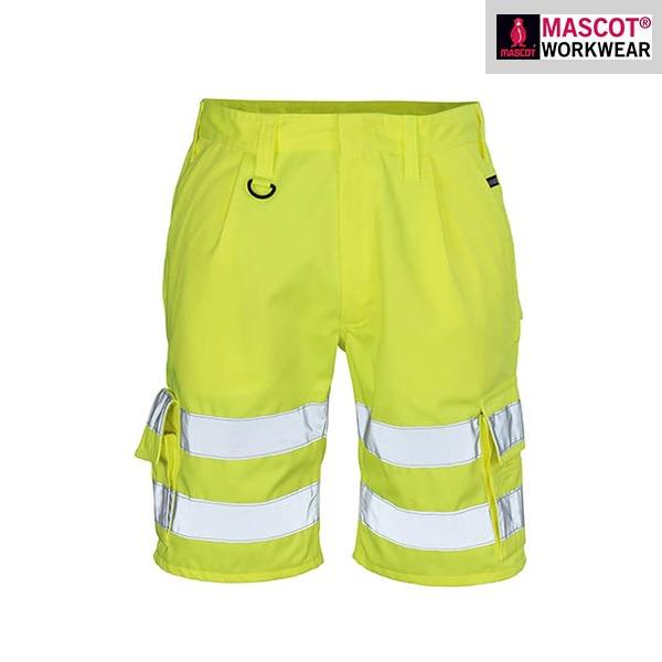 Short de travail Pisa jaune | MASCOT