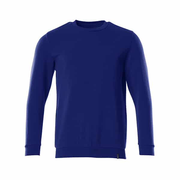 Sweat-shirt Crossover bleu roi | MASCOT