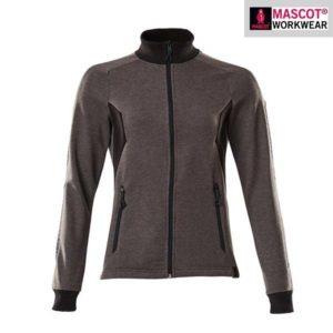 Sweatshirt zippé Mascot coupe femme - ACCELERATE