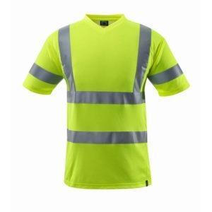 T-Shirt avec bandes réfléchissantes - MASCOT Safe Classic