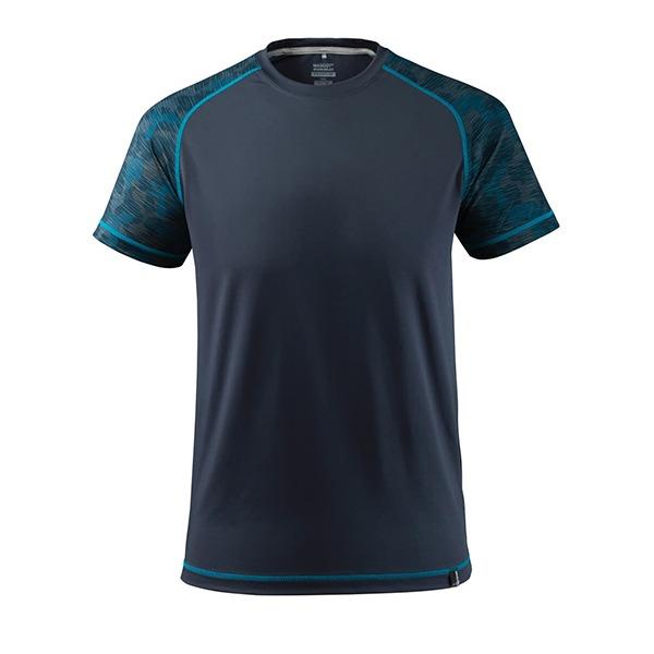 T-shirt coupe moderne - MASCOT Advanced marine foncé