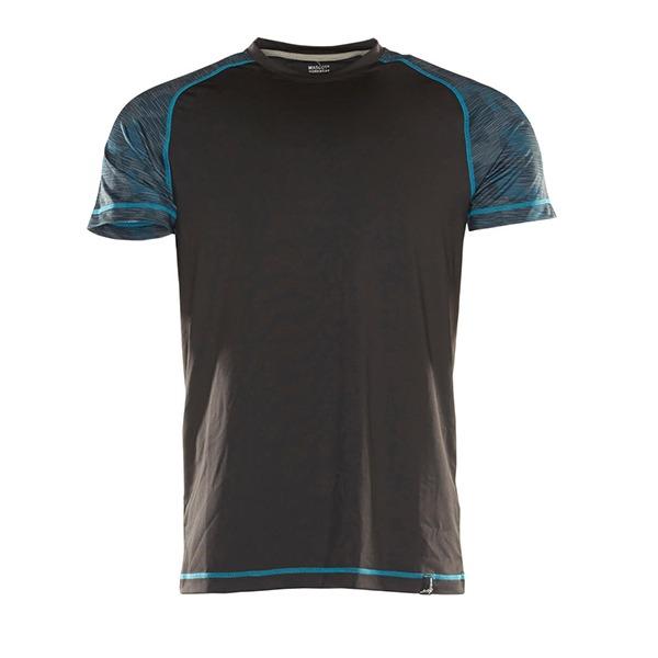 T-shirt coupe moderne - MASCOT Advanced noir