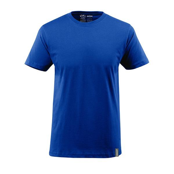 T-Shirt Sustainable - MASCOT bleu roi