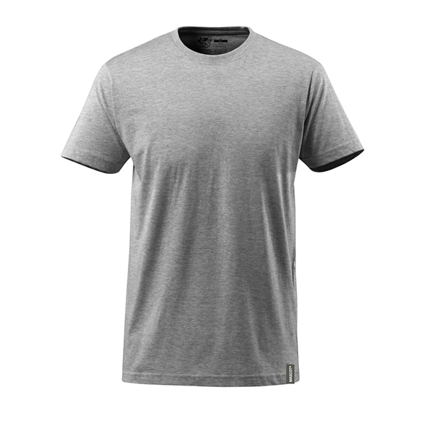 T-Shirt Sustainable - MASCOT gris chiné