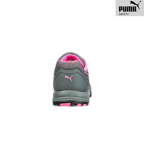 Chaussures de sécurité Femme Puma - Celerity Knit Pink wns Low - Talon