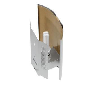 Désinsectiseur Glue Pad - Kit Complet recharge + ampoule de haut | PRODIFA