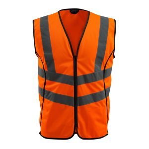 Gilet de circulation 'WINGATE' orange | MASCOT